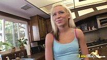 Cameras always made Kacey Jordan excited for sex