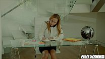 VIXEN Hot assistant Carter Cruise Lets her Boss Do Whatever he Wants to her porn videos
