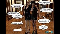 3D Comic: Vox Populi. Episode 5 porn videos
