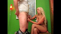 Handjob Helpers Blonde Germany thumbnail