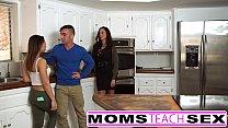 girlfriend latina tiny and son fucks Mother