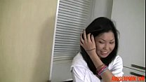 Anat Game with Cute Asian Teen, Free Anal Porn:...