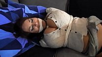 goldie from TheMilfaholic(dot)com getting tied up