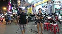 north korean defector picking up thai girls hidden camera