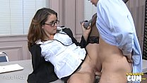 stockinged allie haze riding cock for cum