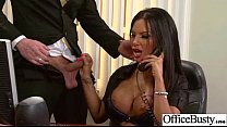 vid-19 action style hard in bang tits big with girl office solis) (elicia
