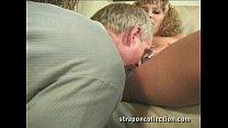 man her dildos strapon babe Mature