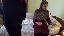 Arab Woman In Hijab: No Money, No Problem - Arabs Exposed (xc15339) porn videos