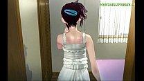HentaiSupreme.COM - Hentai Girl Barely Capable ...