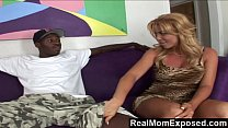 RealMomExposed - Horny milf goes wild for big b...
