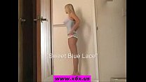 Allison Angel - Little Blue Lace thumb