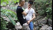เกย์จีนฝึกวิทยายุทธ์ชัดๆ แบบนี้เย็ดกันกลางป่าแบบนี้อย่างเสียวไปเลย