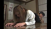 subtitled threesome and spanking bizarre schoolgirl Japanese