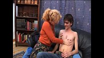 Boy seduced by his sexy auntie! - download porn videos