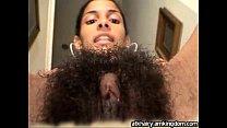 Hairy Latina  Teen
