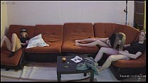 Awesome group masturbation Voyeur Villa - Realc...