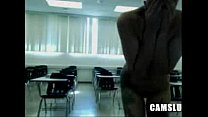 camery by caught gets classroom a in masturbating girl sexy cute my no Oh