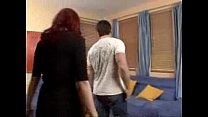 Redhead Milf Ms Berlin Seduces Younger Man