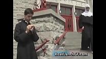 nun as Frenchgfs