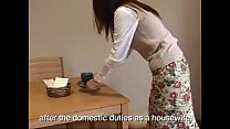#003 Young Wife s Self Spanking
