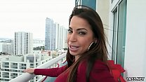Big booty latina Julianna Vega