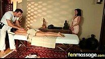 Massage Couple Both Get Happy Endings 5