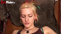 Mature German Lesbian teaches Natural Teen