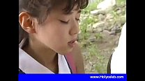 place public in money for blowjob girl Japanese