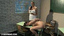 Schooling Her