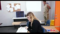 Эротика трахнули молодую учительницу видео