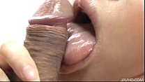 Japanese Honey Yukina Momose Licking and Eating...