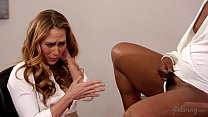 An unusual interview with Carter Cruise and Cha...