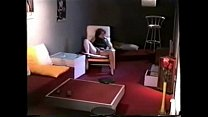 my mom masturbating in living room caught by hidden cam