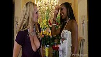 bouncing black ass helps a married white couple
