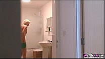TRACEY LAIN Shower n Jerk SD porn videos