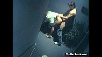 Hidden webcam captures hallway sex - Download mp4 XXX porn videos