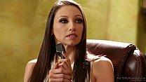 Jessa Rhodes special massage on Aspen Rae - FantasyMassage porn videos