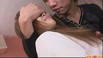 Asian teen babe Noriko fondled and hard fucked porn videos