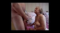 older amateur fun. having grandma old Very