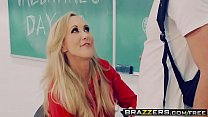 Brazzers - Big Tits at School -  Desperate For ... thumb