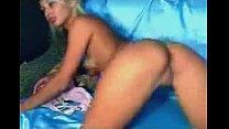 Paris Hilton Look-Alike On Cam