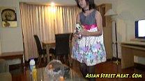 Small Tittie Thai Girl Buggered Up Botty porn videos