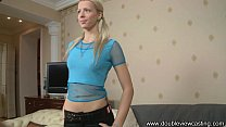 DOUBLEVIEWCASTING.COM - NASTIA HAS ORGASMIC ANAL SEX
