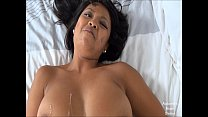 Hot Asian Chick Does It All!