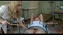 Blonde incredible hot lesbian mistress