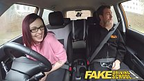 Fake Driving School American Teen Creampied by ...