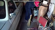 Dirty girl amateur sex free in the private garage
