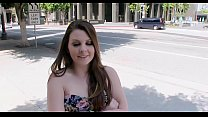 Money for teen cali hayes in exchange for oral-...