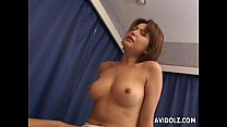 Lingerie wearing babe getting her wet pussy 69 ...