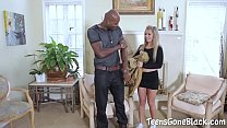Madelyn Monroe Drilled by Monster Dick Black Guy